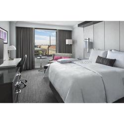 De commerciële Slaapkamer plaatst het Moderne Hout van het Hotel van de Grootte van de Koning (s-35)