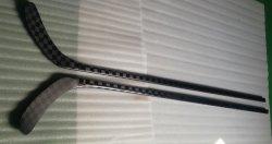 Super ligero 380g de fibra de carbono Flylite Stick de hockey sobre hielo barata Palo de Hockey