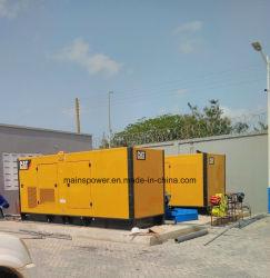 Cat дизельный генератор бесшумный корпус и открытого типа генератора
