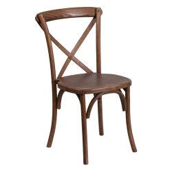 قابل للتراكم البقّان [وأك ووود] إنجاز صليب ظهر كرسي تثبيت