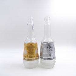 Personalizando Fancy 500ml de bebidas alcoólicas destiladas Garrafa de vodka do decantador de óleo