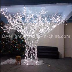 Светодиод Рождество Twig дерево лампа Елочные LED Maple деревьев фонари