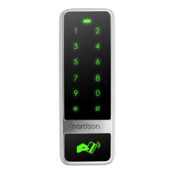 A placa de gerenciamento autônomo em Metal Tela sensível ao toque do teclado de controle de acesso da porta de RFID com leitor de 1