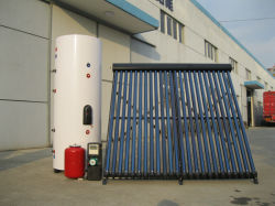 солнечный водонагреватель Antifreezing Split тепловая трубка системы