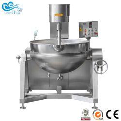 Автоматические промышленные плита миксер жареный электрические машины для приготовления пищи для красных бобов вставить утвержденных сертификат CE