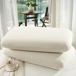 Hot la vente de mousse à mémoire de forme de pain oreiller oreiller de santé de la protection de cou