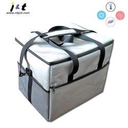 precio de fábrica directa al por mayor fabricante chino con aislamiento térmico de promoción del enfriador de Comida hombro organizador bolsa de comida