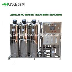 L'eau souterraine système RO Plante pour l'agriculture, 2000L/H