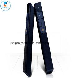 2.4G N26cのページ・ターニングUSB無線Bluetoothリモート・コントロールレーザーのポインターのペン
