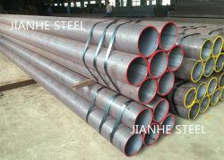Geschweißte Gefäße/geschweißte runde Kreisgefäße En10219/En10210 S355j2h des Stahl-Tubes/ERW