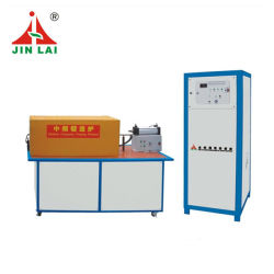 110kw鋼鉄鋼片の電気誘導の熱い鍛造材機械(JLZ-110)