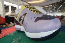 يبيطر حذاء رياضة قابل للنفخ /Inflatable منتوجات حذاء ضخمة لأنّ يعلن