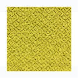 La morbidezza Colourful dell'indicatore luminoso giallo ha ritenuto il piccolo prodotto mescolato 70%Polyester intessuto dell'assegno 30%Wool