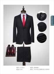 OEM 2 Pieces Classic Fit Two Buttons Men Business와 Wedding Suit