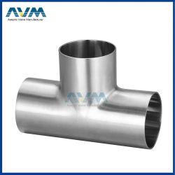 300 Serie lange radius Roestvast staal 90 graden elleboog voor Pijpkoppeling