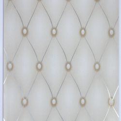 Conception en bois PVC Panneau mural de plafond, de la Chine pénal en PVC