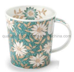 Transferencia de agua personalizada Mug de cerámica ecológica adhesivo pegatina