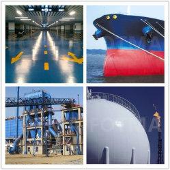 Revestimento de epóxi de cimento/Metal/calha/Bridges/navio/Piso de pintura eletrostática por pó de poliéster