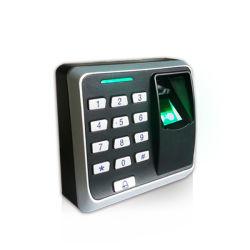 Lettore autonomo di controllo di accesso della scheda dell'impronta digitale ID125kHz (F01)