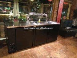 Refroidisseur d'Kegerator fût pour la bière/Coffee Bar acier inoxydable