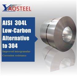 Faible prix laminé à froid ASTM JIS 304 304L 316 316L 310 904 430 feuilles/plaque en acier inoxydable/bobine/bande