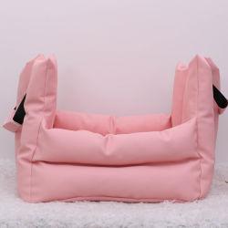 Saco de segurança de cão de estimação cama luxuosa cama de Gato para o carro de segurança do assento