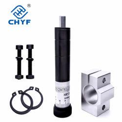 Óleo hidráulico de pressão ajustável pneumática velocidade estabilizada de tampão de Amortecimento Hr15h30h60h80h100sr2430RB