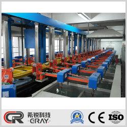 Elevador Vertical Automática Máquina de galvanoplastia Cromado y Niquelado/El zincado Line