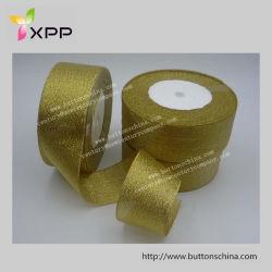 Goldenes Farbband für Geschenk-Verpackung