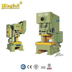 J23 Open-Type presse mécanique d'inclinaison de la série
