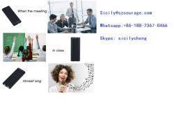 Commerce de gros d'usine Plus petit enregistreur vocal professionnel de 8 Go Digital Audio Mini Dictaphone Lecteur MP3