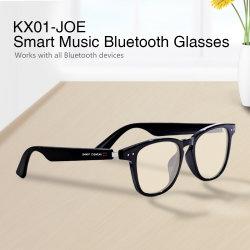 Kx01-BスマートなBluetoothは5.0音楽呼出しステレオの可聴周波声補助ガラス、DIYレンズの置換、Apple/人間の特徴をもつシステム一致できる