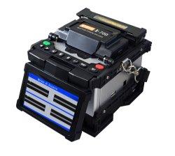 Schmelzverfahrens-Filmklebepresse-Installationssatz der Faser-X-800 für Faser-Optikinstallations-und Wartung-Projekte