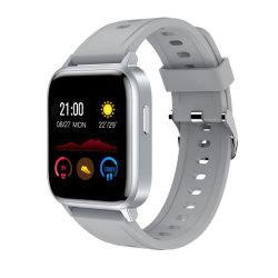 Smart Watch Phone Herzfrequenz-Überwachung Wasserdicht Multi-Sport-Modi Fitness-Armband, 1,3 Zoll IP68 Fashion Watch, Pink, Schwarz, Grau