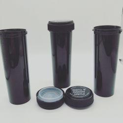 8dr, 13rd, 16rd, 20rd, 30 dr farmacéutica de plástico de botellas con viales reversible