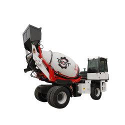 Camion a caricamento automatico della betoniera del tester ampiamente usato 3cubic da vendere