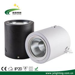 10W/15W/25W/30W/50 ВТ IP20 поверхностного початков светодиодный индикатор опускания цилиндра набегающей
