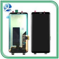 Pezzi di ricambio del convertitore analogico/digitale dell'affissione a cristalli liquidi del telefono mobile per lo schermo dell'affissione a cristalli liquidi di Samsung S8 S9 S10 A10 A20 J7
