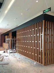 Buweiの装飾の木製のプラスチック合成の壁の天井板