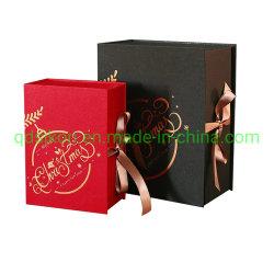 최고의 판매의 맞춤형 인쇄된 종이 선물 포장 상자