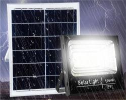 60W 움직임 LED 옥외 정원을%s 태양 플러드 점화 램프 센서