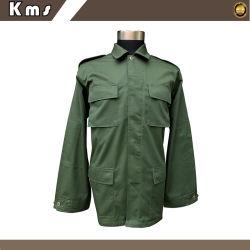 Uniforme militare di Bdu dell'esercito degli uomini di sicurezza dell'attrezzo del camuffamento tattico di verde verde oliva (BDU-TIB)