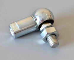 El acero y galvanizar a la rótula de la norma DIN 71802 M6 CS