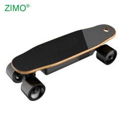 2021 Goedkope Waterproof Mini Electric Skate Board, Remote Control Mini Electric Skateboard