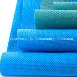 Prodotto non intessuto dei pp Spunbond, fornitore non tessuto del tessuto, tessuto elastico durevole per il sacchetto