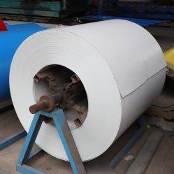 Pierre grise/blanc/beige PPGI bobines d'acier galvanisé pour mur/panneaux de toiture