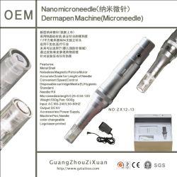 Нано Dermapen ролик Micro стрелка терапии перо машины (ZX-12-13)