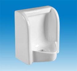 La parete di ceramica ha appeso l'orinale senz'acqua senz'acqua (C-2008)