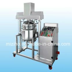 Laboratorio Ungüento Crema de Vacío Emulsionante Mezclador