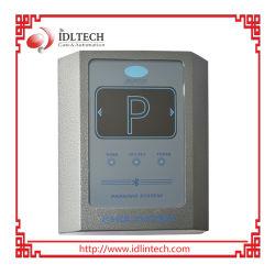 주차장에 있는 RFID 꼬리표 독자 안테나